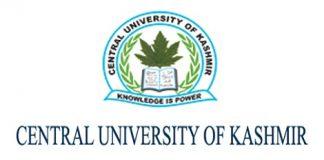 Central University of Kashmir (CUK)