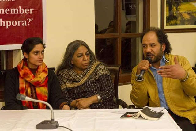 Book on Kunan-Poshpora mass rape released
