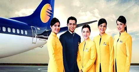 Jet Airways announces Walk-In Interviews for Cabin Crew