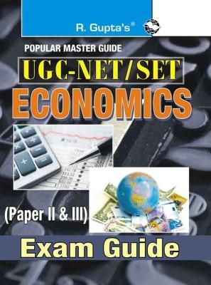 CBSE-UGC-NET Economics Guide (Paper II & III) (English) 1 Edition