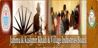 J&K KHADI AND VILLAGE INDUSTRIES BOARD (J&K KVIB)