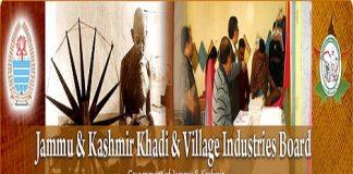 J&K KHADI AND VILLAGE INDUSTRIES BOARD (J&K KVIB)