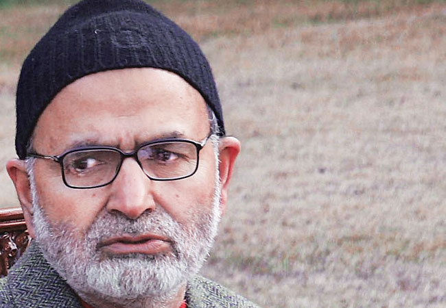 Former Public Works Minister, Naeem Akhtar
