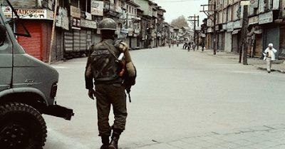 Complete 'shutdown' in Srinagar on India's Republic Day