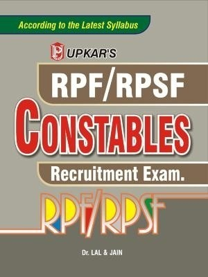 RPF/RPSF Constables Recruitment Exam. (English) 1st Edition (Paperback)