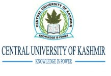 Central University of Kashmir (CUK)