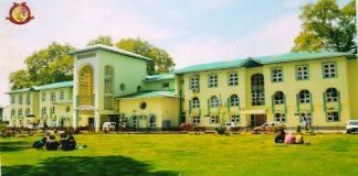 Distance Education Department, University of Kashmir