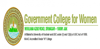 Government College for Women hiring faculty for Nursing College