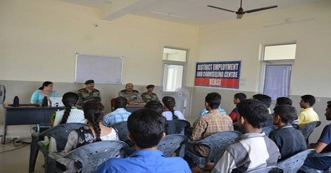 Army organises free coaching classes for students in Kashmir