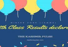 12th Class (Winter Zone) results declared