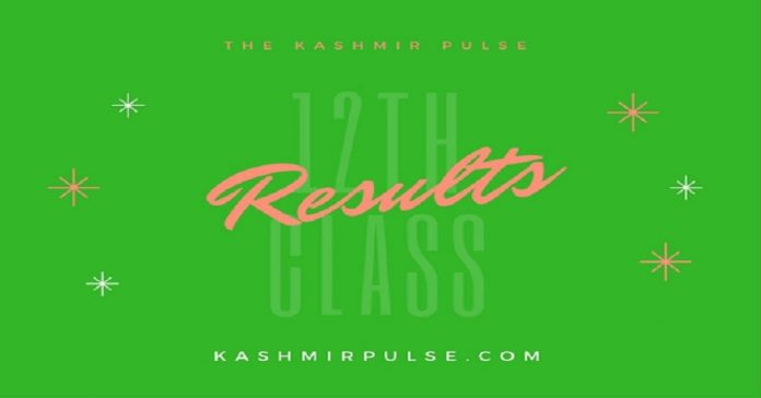 12th Class results in the next few days JKBOSE