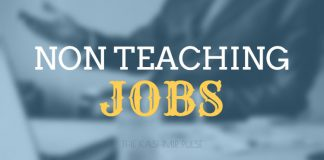 Non Teaching Jobs