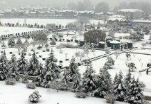 Snowfall Kashmir University postpones B.Ed Examination