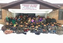 Super-50 Tutorial Programme - Students excited to attend classes