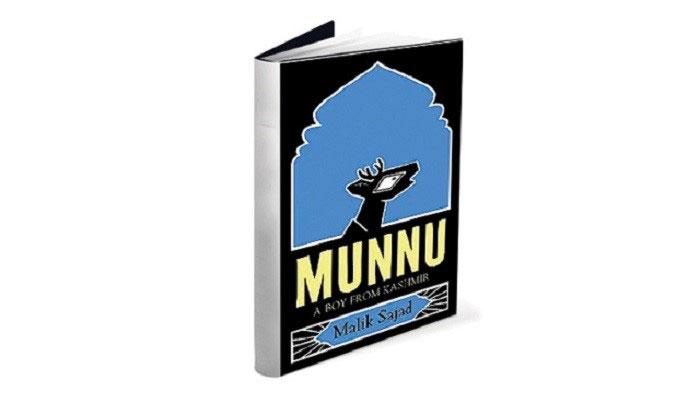 Munnu - A Boy From Kashmir - Graphic Novel by Malik Sajad