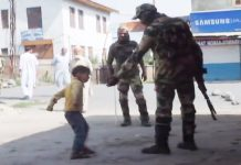 Kid, Security Forces & Kicking