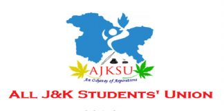 All J&K Students' Union (AJKSU)