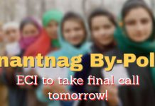 Anantnag By-Polls: ECI to take final call tomorrow!