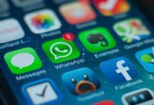 Facebook WhatsApp Social Networking