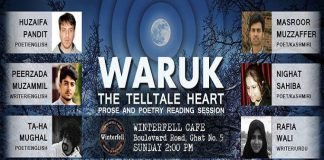 Waruk - The Telltale Heart