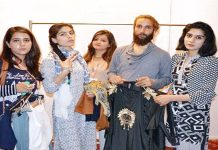 Kashmiri designer Shahid Rashid makes it to Asian Designer Week