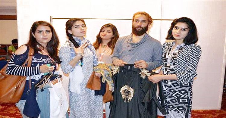 Kashmiri Designer Makes It To Asian Designer Week