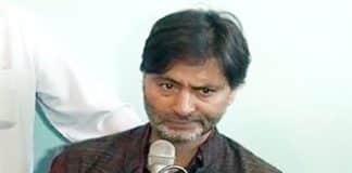 Muhammad Yasin Malik (JKLF)