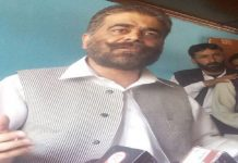 Nayeem Khan holds presser, calls sting operation doctored