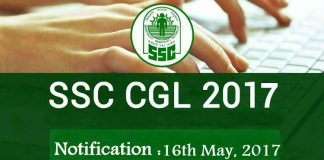 SSC Combined Graduate Level Recruitment 2017