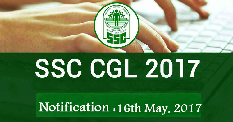 SSC Combined Graduate Level Recruitment 2017