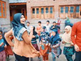 """Watch """"Ladki Badi Anjani Hai"""" shot in Kashmir"""