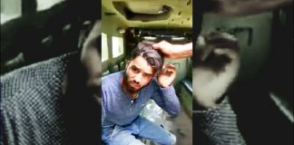 Army torturing Kashmiri youth to chant Pakistan Murdabad