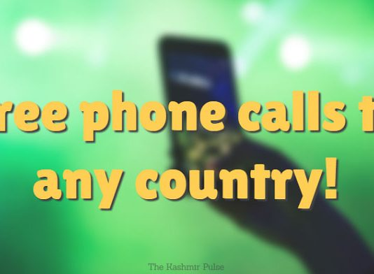 How to make unlimited free phone calls to any country