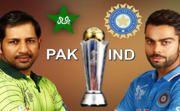 ICC CT17 Final - ICC Champions Trophy 2017 - Final between India and Pakistan