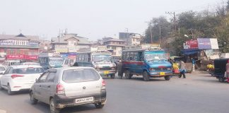 Passenger Vehicles in Jammu & Kashmir