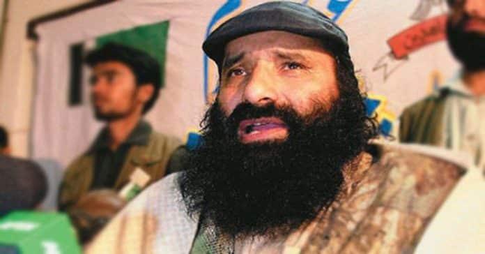 Senior leader of Hizbul Mujahideen, Syed Salahuddin