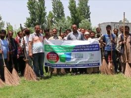 World Environment Day celebrated in Pulwama