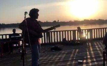 Ali Saffudin performing LIVE at SIFER