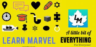 Learn Marvel - Kashmiri developers redefine social networking!