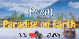 Paradise on Earth - A Poem