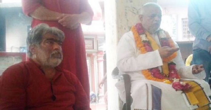 Swami Sunil Ji appointed as the first spiritual successor of Chandra Swami