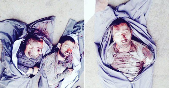 Three militants killed in Budgam gunfight