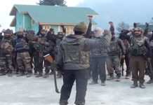 Tral Gunfight: CASO on amid stone pelting as two militants killed