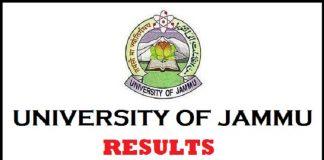 Jammu University Results