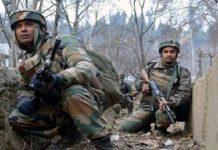 Kashmir Gunfight