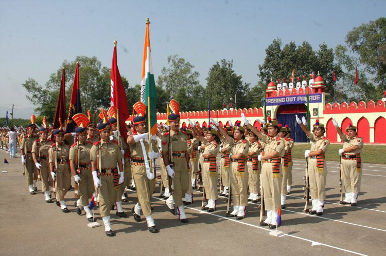 140 lady constables pass out from Sher-i-Kashmir Police Academy