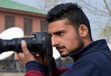 Photojournalist Kamran Yousuf