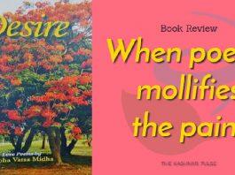 Aabha Vatsa Midha's Desire - When poetry mollifies the pain!