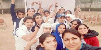 KU's women cricket team seals first victory in Inter-University tournament