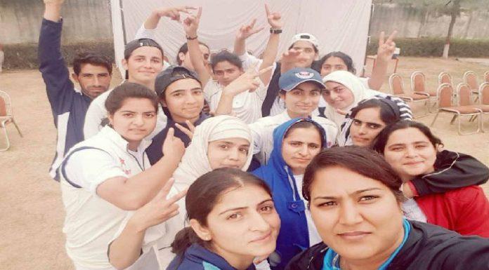 KU's women cricket team seals first victory in Inter-University tournament